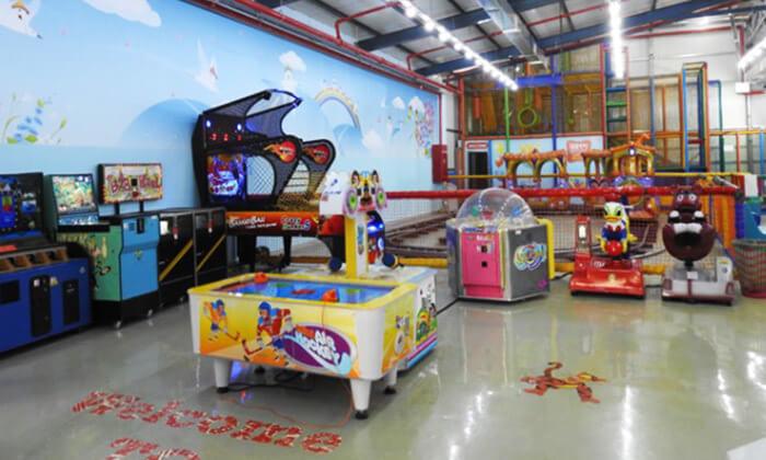 3 Kids Land המשחקיה החדשה בכרמיאל