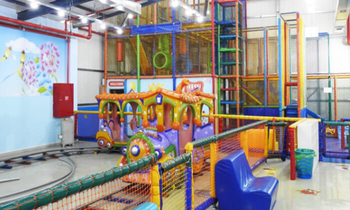 5 Kids Land המשחקיה החדשה בכרמיאל
