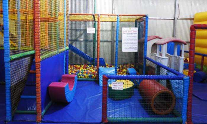 7 Kids Land המשחקיה החדשה בכרמיאל