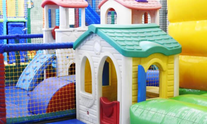 9 Kids Land המשחקיה החדשה בכרמיאל