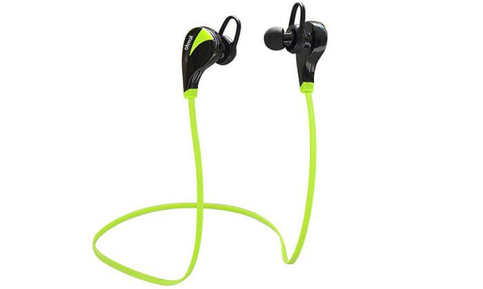 6 אוזניות ספורט