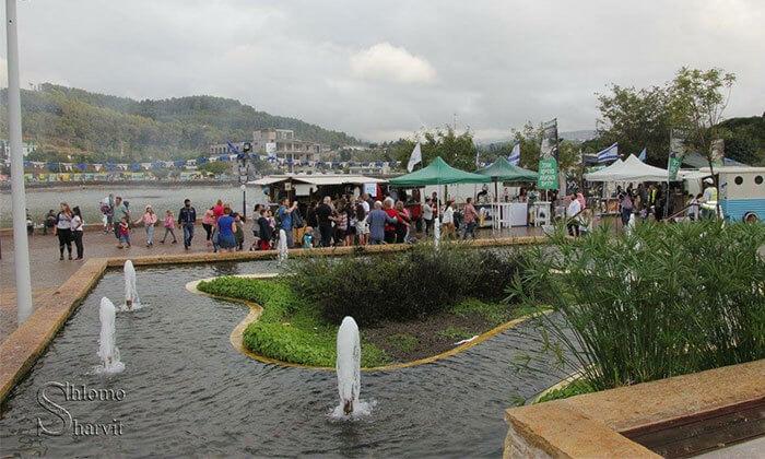 7 יום כיף באגם מונפורט כולל פארק אקסטרים!