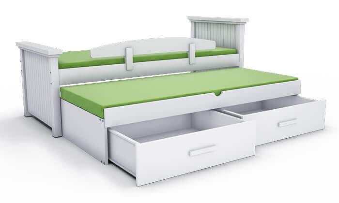 3 שמרת הזורע - מיטת ילדים ב-2 מידות לבחירה