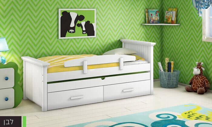 6 שמרת הזורע - מיטת ילדים ב-2 מידות לבחירה