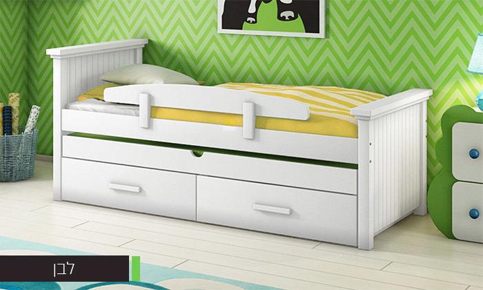 4 שמרת הזורע - מיטת ילדים ב-2 מידות לבחירה