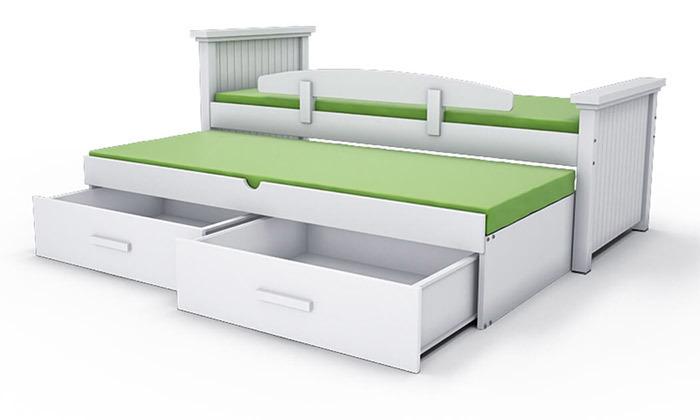 5 שמרת הזורע - מיטת ילדים ב-2 מידות לבחירה
