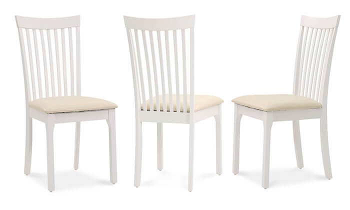 6 שמרת הזורע: פינת אוכל עם כיסאות