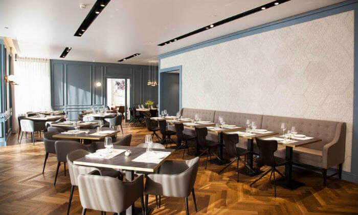 6 ארוחת דגים זוגית במסעדת 'אלומה', מלון קראון פלאזה י-ם