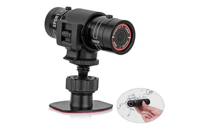 4 מצלמת דרך FHD 1080P לקסדה