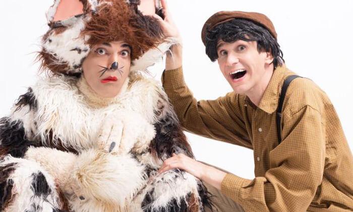 7 תיאטרון הפארק בגני יהושע - כרטיס להצגת ילדים ולמתחם האטרקציות