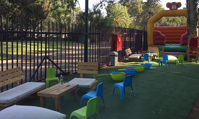 10 תיאטרון הפארק בגני יהושע - כרטיס להצגת ילדים ולמתחם האטרקציות
