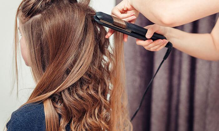 2 טיפולי שיער במכון היופי והאסתטיקה BELLA