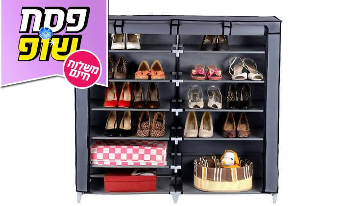 2 ארון בגדים ונעליים - משלוח חינם