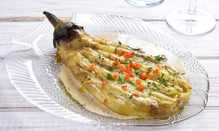 14 ארוחה זוגית בלה סרדין, מסעדת דגים במרינה אילת