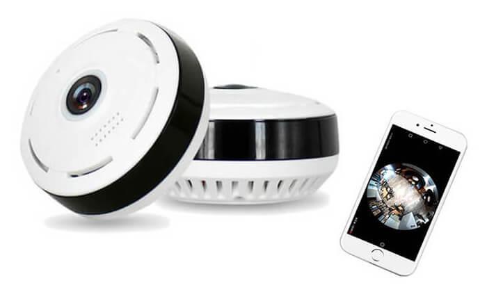 3 מצלמת אבטחה IP אלחוטית