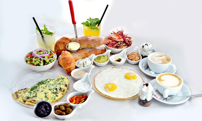 2 שובר הנחה או ארוחת בוקר במרשמלו, באר שבע