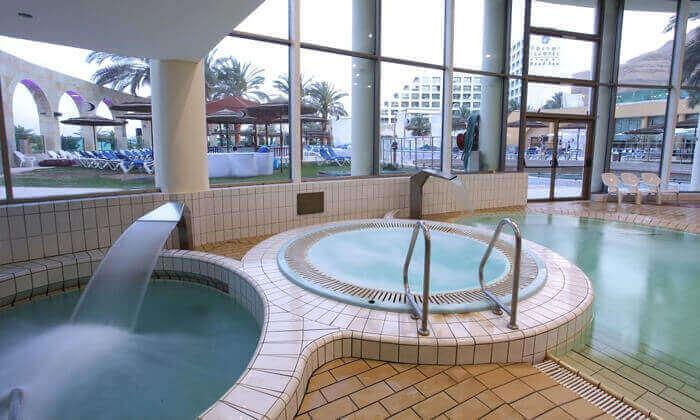 4 יום כיף בספא שיזן במלון דניאל ים המלח