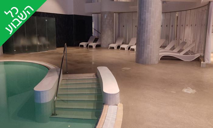 5 ימי כיף זוגיים בספא מלון דניאל, עם אופציה לעיסוי וארוחת צהריים - ים המלח