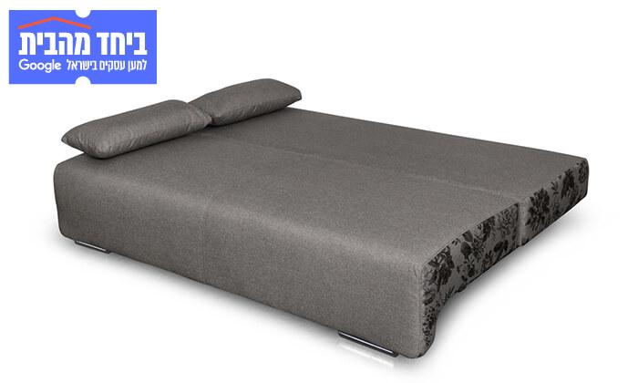 6 ספה נפתחת לשינה ולאירוח