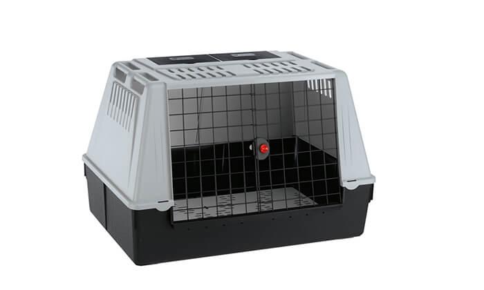 2 כלוב טיסה לכלב אטלס 100
