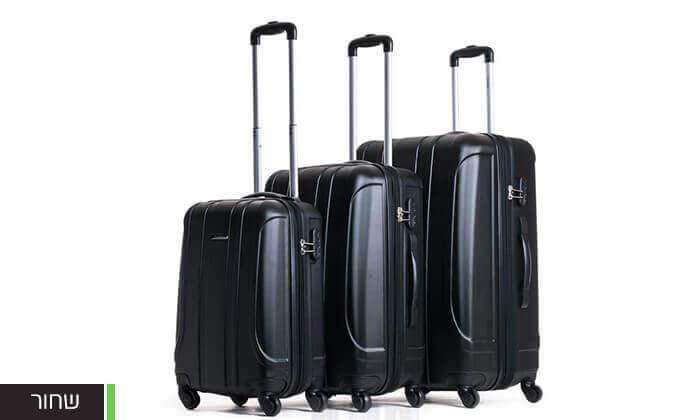 4 סט מזוודות Calpaks