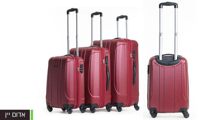 5 סט מזוודות Calpaks