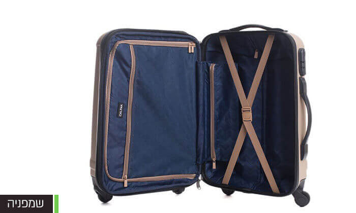 10 סט מזוודות Calpaks