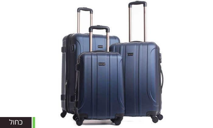 11 סט מזוודות Calpaks
