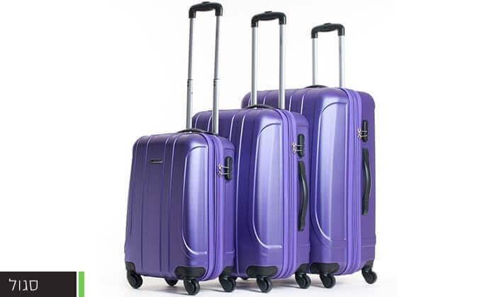 14 סט מזוודות Calpaks