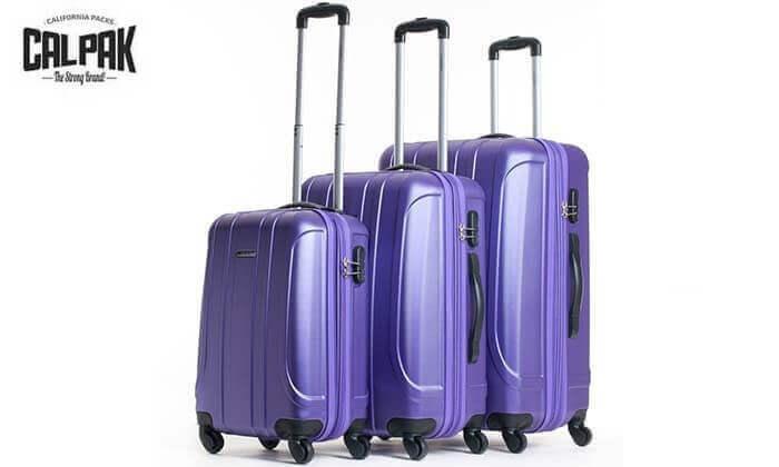 2 סט מזוודות Calpaks