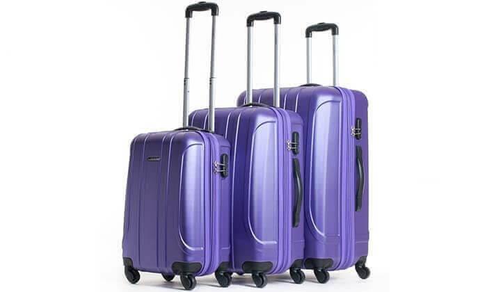 15 סט מזוודות Calpaks