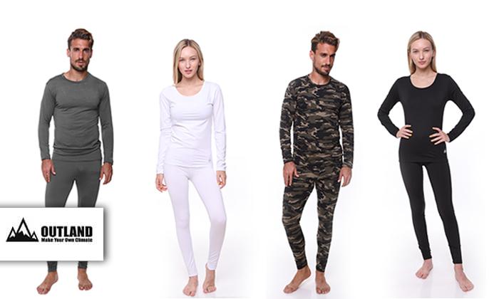 חליפה תרמית לגברים ולנשים - משלוח חינם