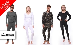 חליפה תרמית לגברים ולנשים